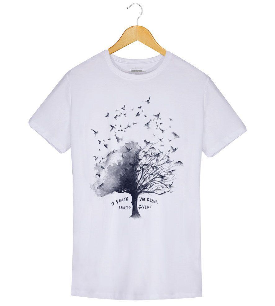 Camiseta - O Vento - Los Hermanos - Masculino