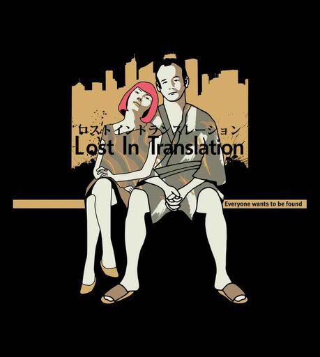 Camiseta - Lost In Translation - Feminino