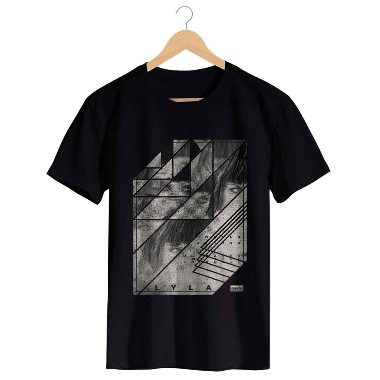 Camiseta - Lyla - Oasis - Masculino