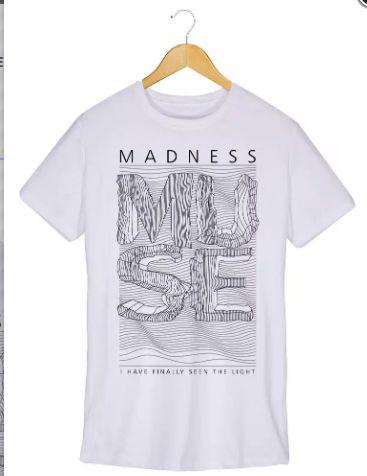 Camiseta Madness - Muse - Masculino