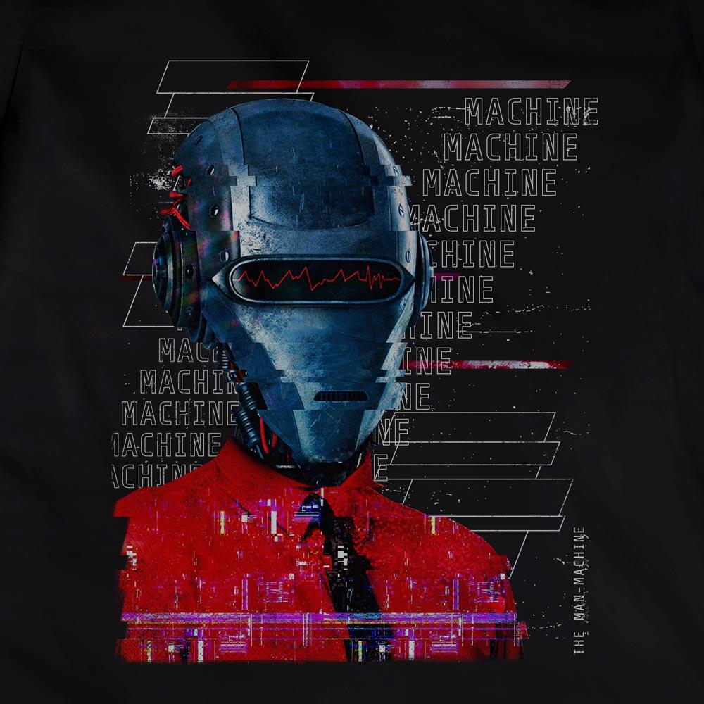 Camiseta Man-Machine - Feminino