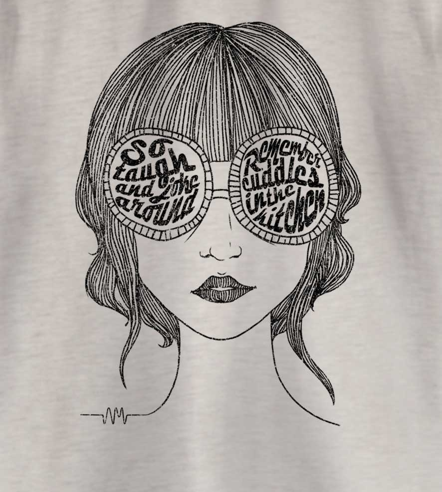 Camiseta - Mardy Bum - Artic Monkeys - Infantil