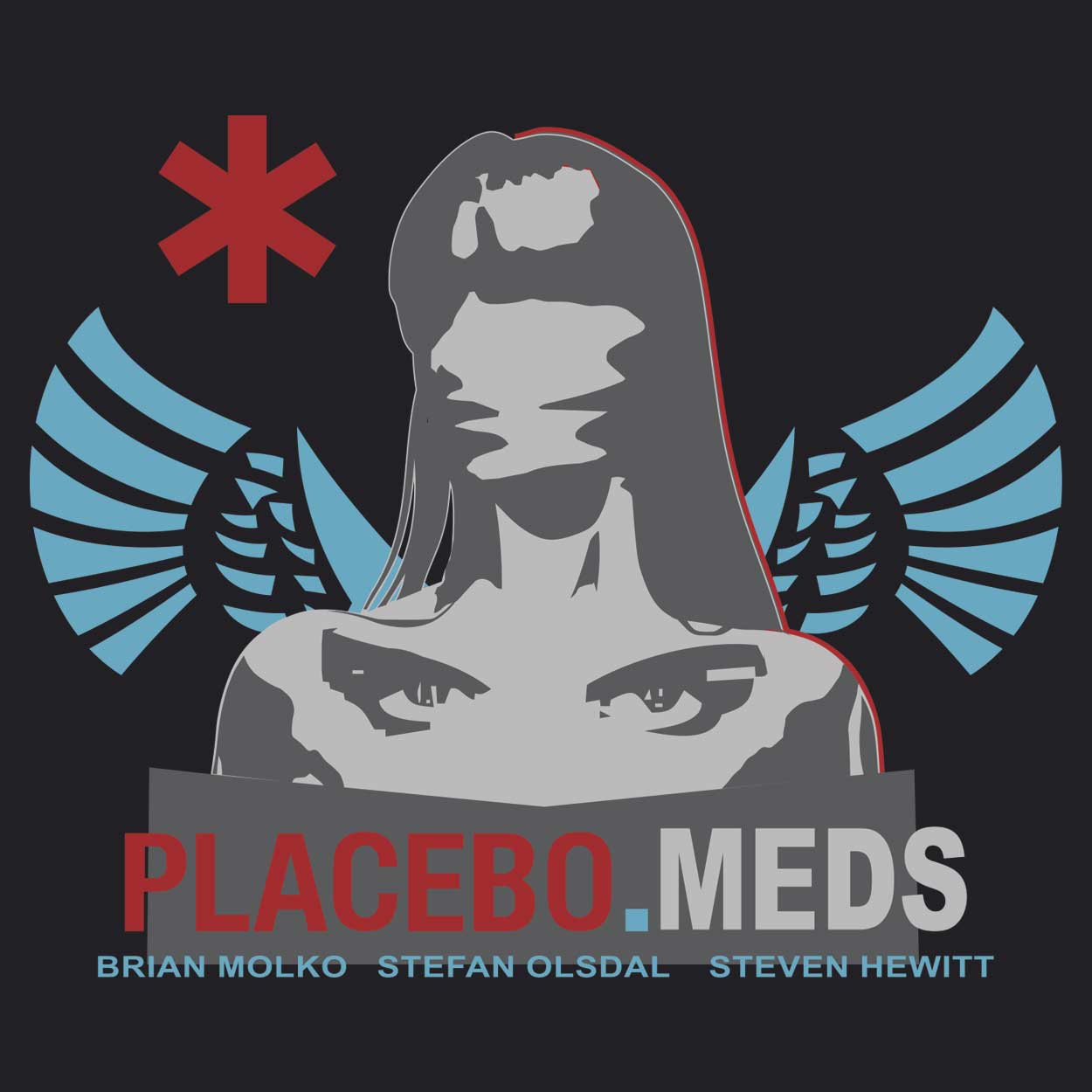 Camiseta Meds - Placebo - Feminino
