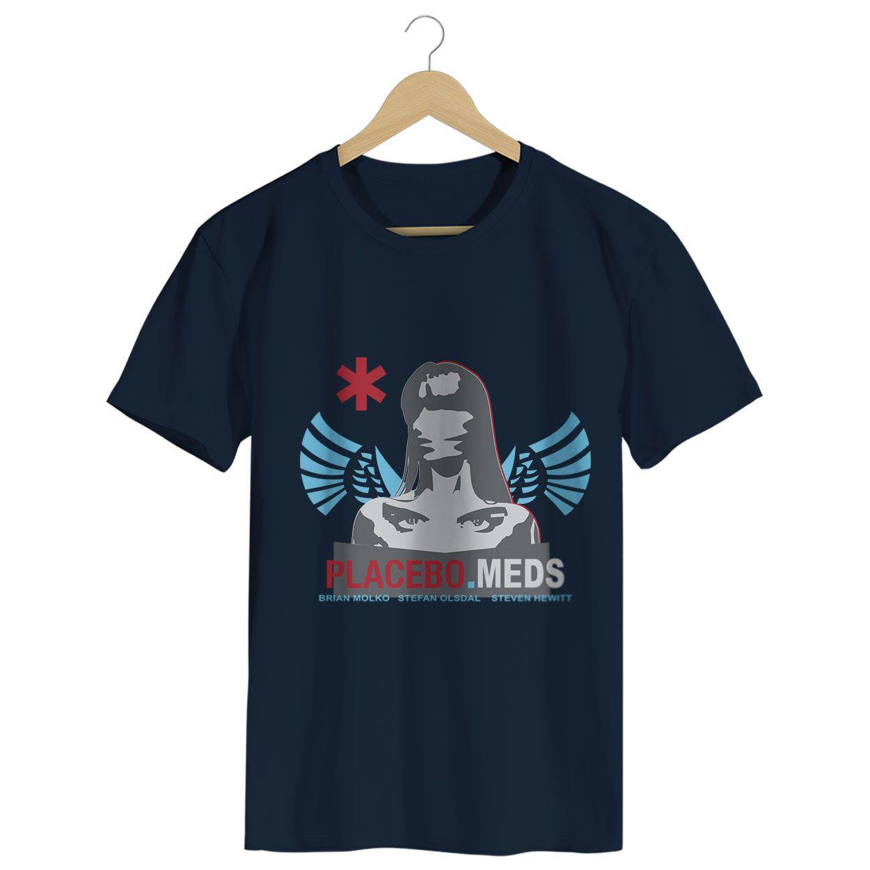 Camiseta - Meds - Placebo - Masculino