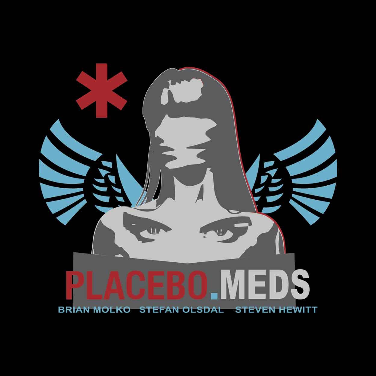 Camiseta Meds - Placebo - Masculino