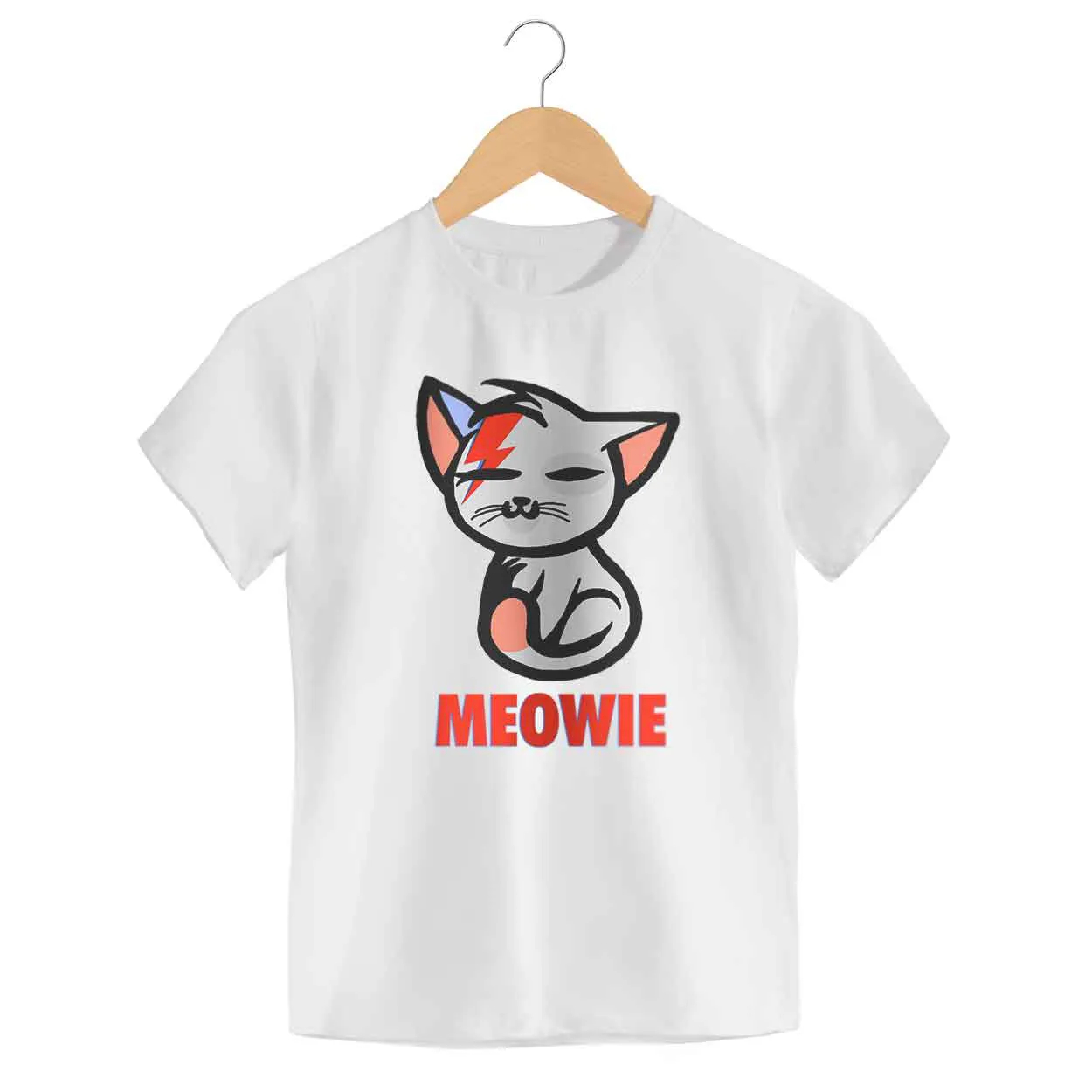 Camiseta Meowie - Infantil