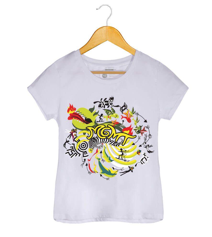 Camiseta - MGMT - Feminino