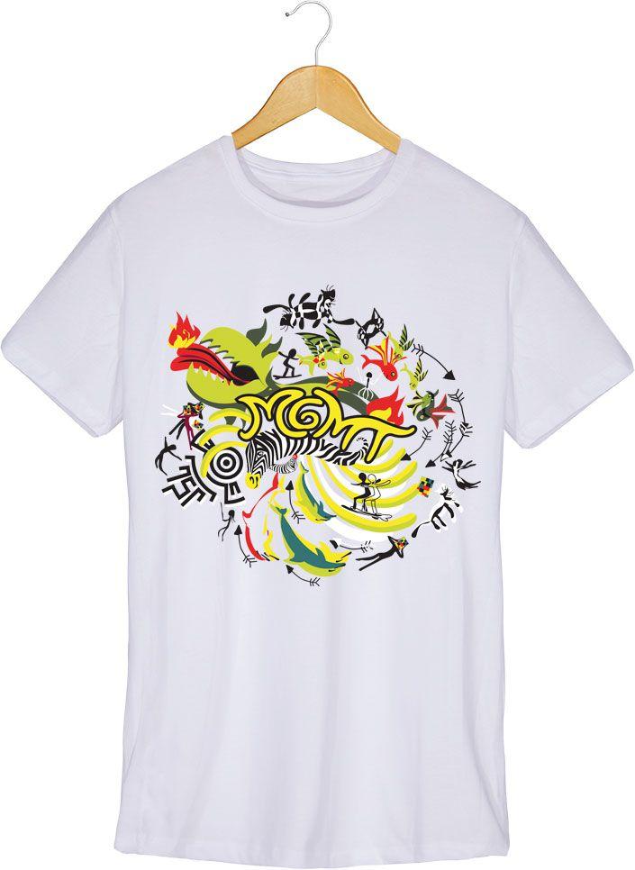 Camiseta - MGMT - Masculino