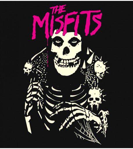 Camiseta - Misfits - Masculino