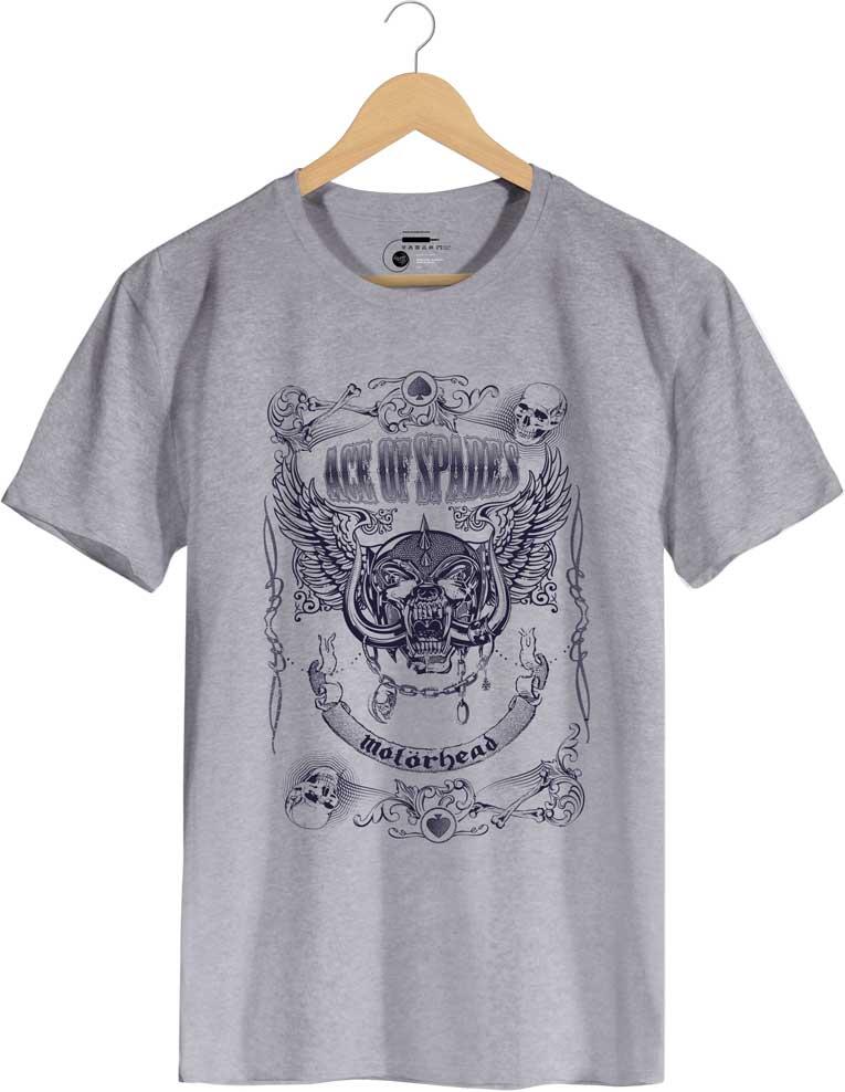 Camiseta - Motorhead - Ace Of Spades - Masculino