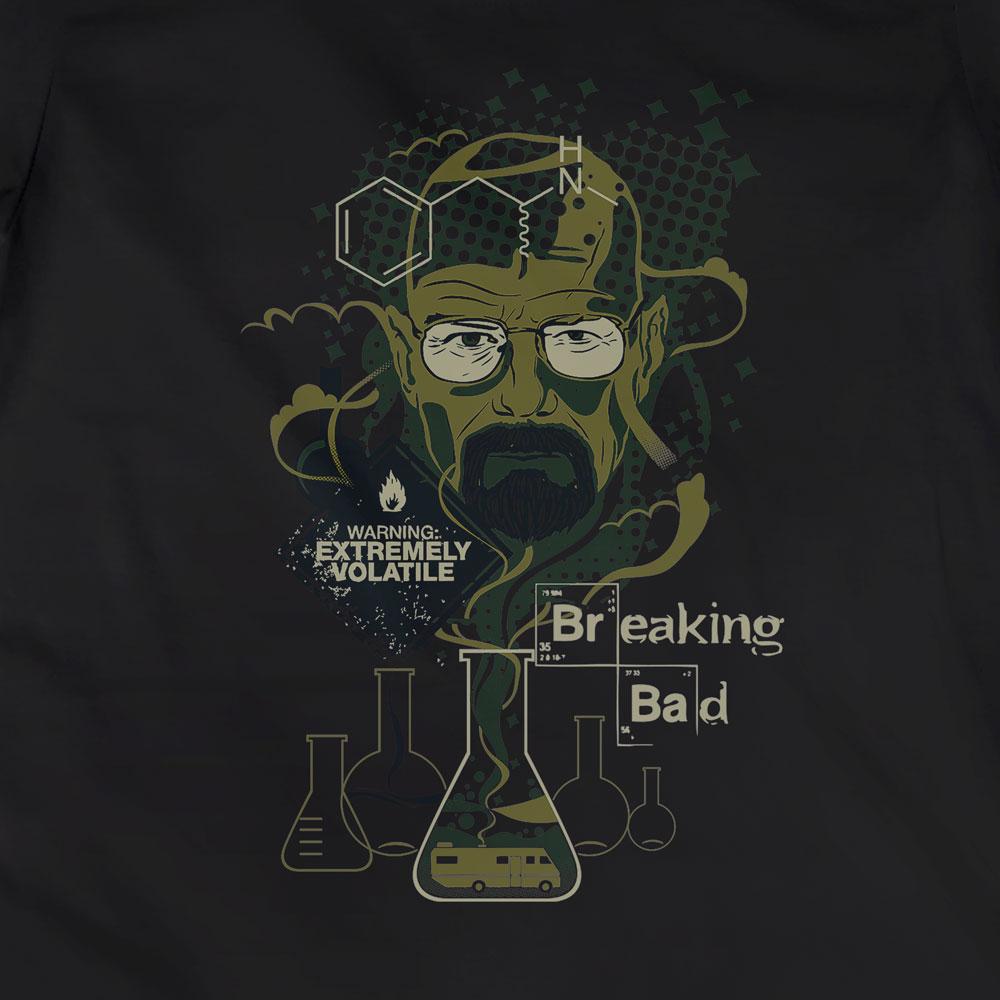 Camiseta Mr. Walter White - Breaking Bad - Feminino