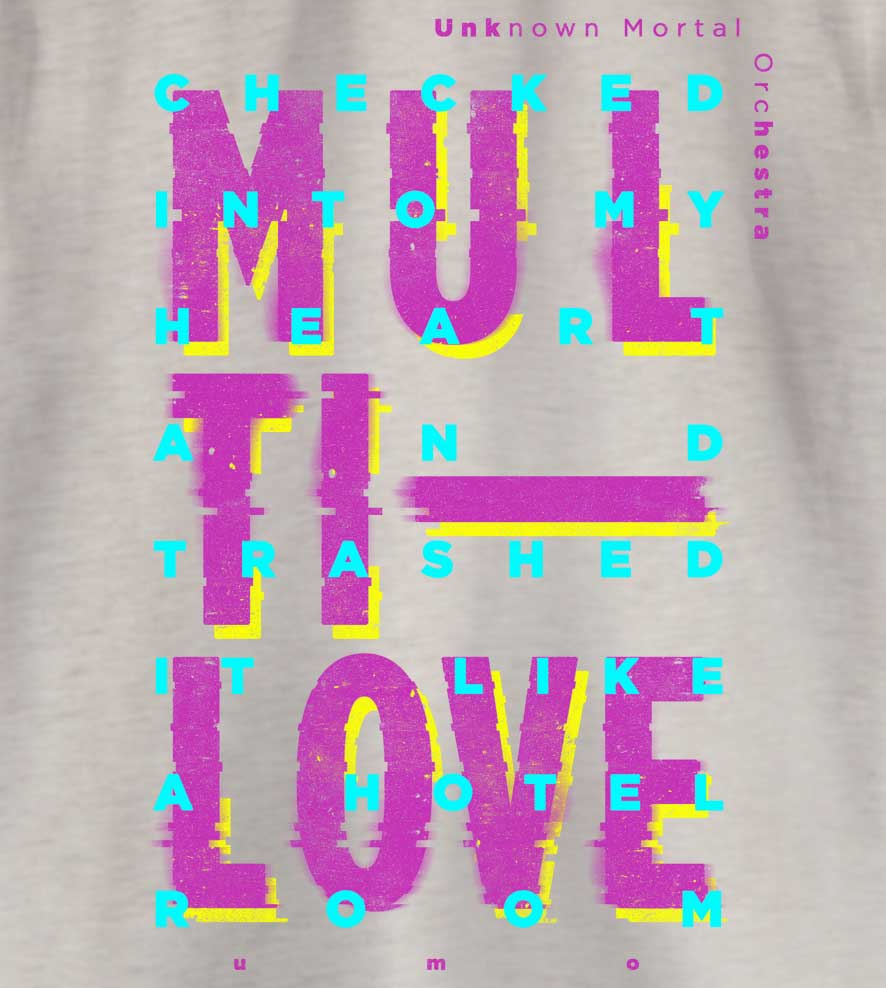 Camiseta - Multi Love - Infantil