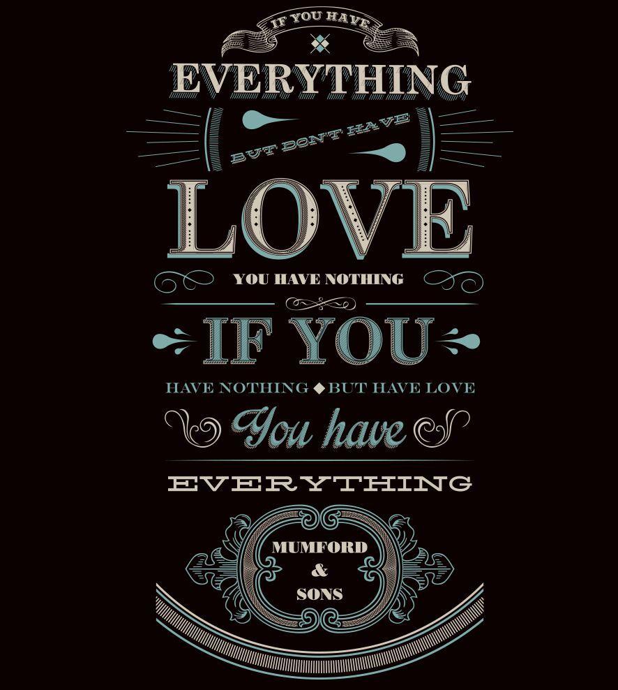 Camiseta - Mumford and Sons - Everything - Masculino