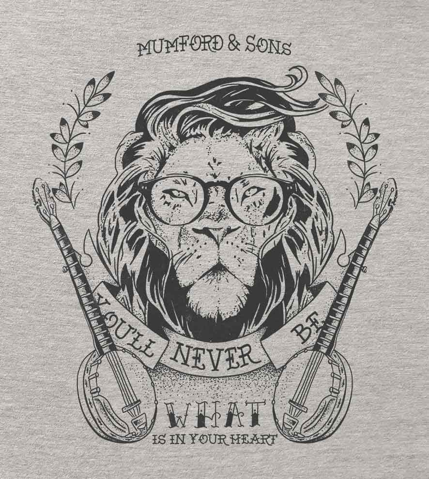 Camiseta - Mumford and Sons - Little Lion Man - Masculino