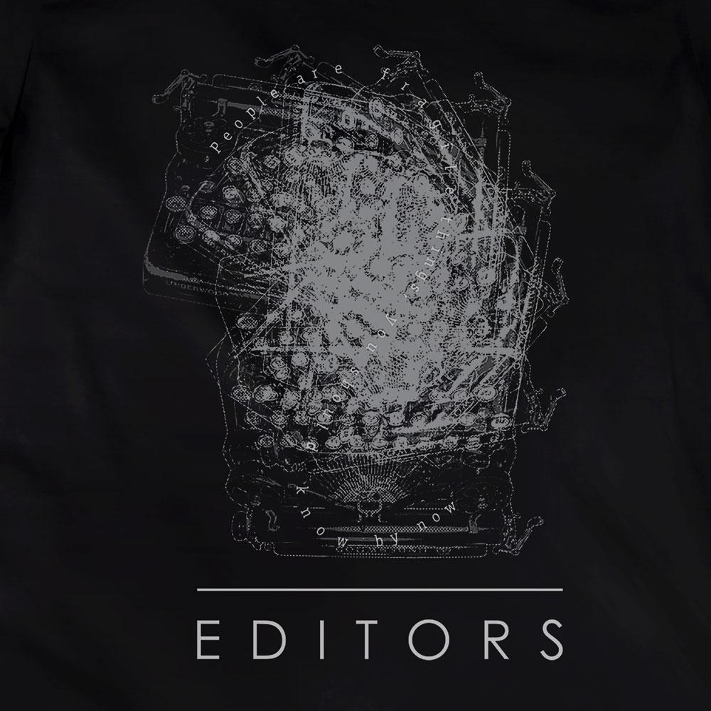 Camiseta Munich - Editors - Feminino