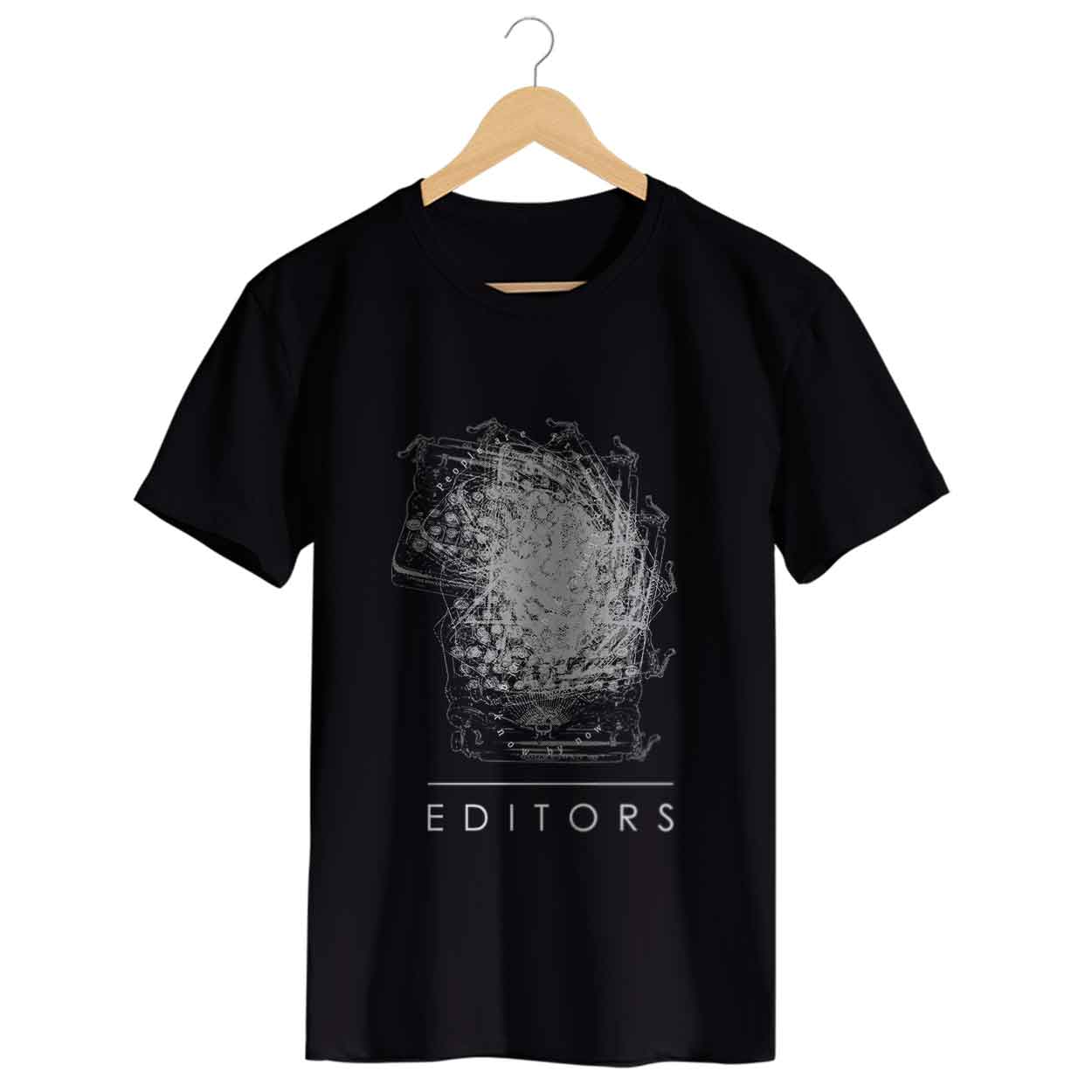 Camiseta - Munich - Editors - Masculino