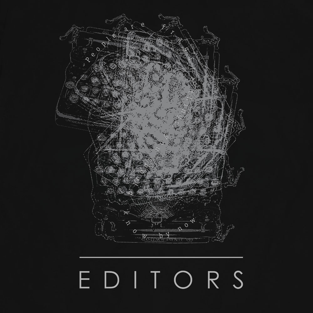 Camiseta Munich - Editors - Masculino