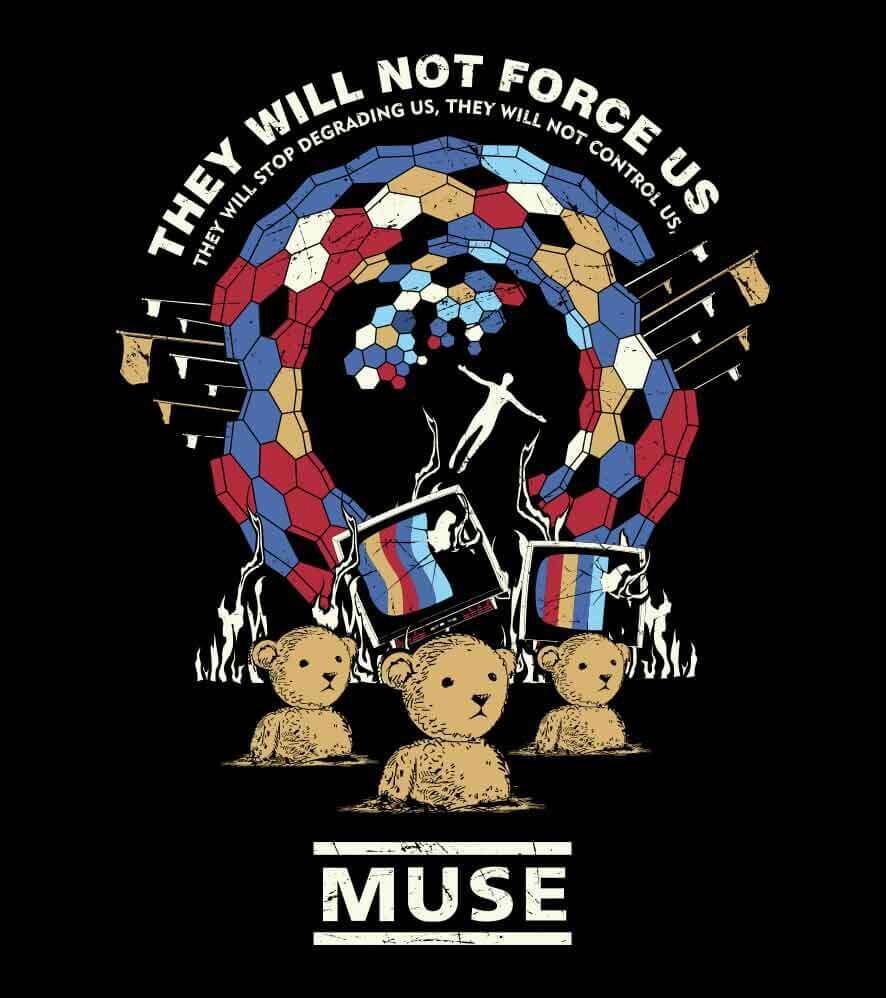 Camiseta Muse - Uprising - Feminino