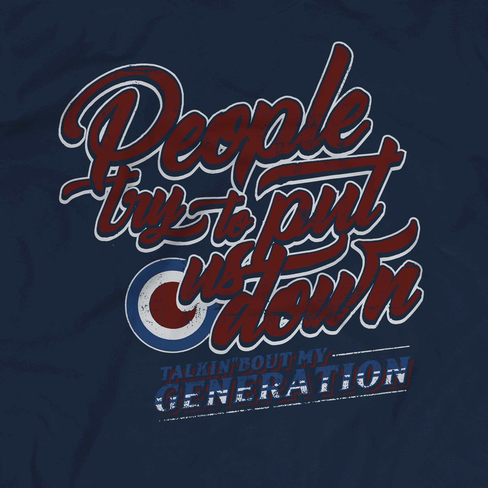 Camiseta My Generation - The Who - Masculino