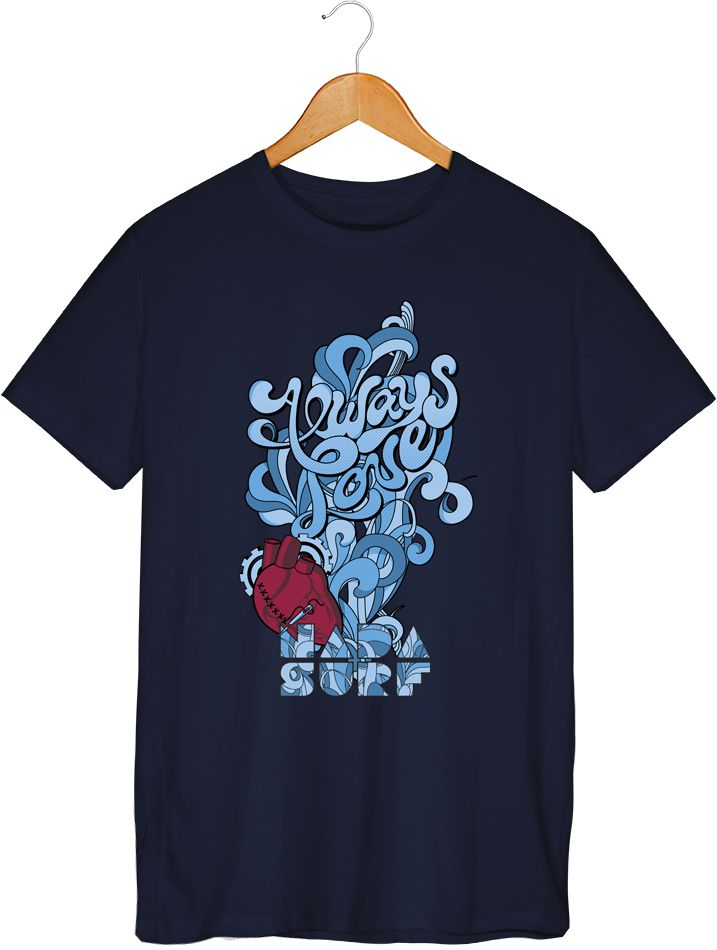 Camiseta - Always Love - Nada Surf - Masculino