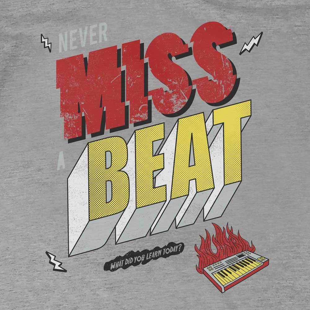 Camiseta Never Miss a Beat - Feminino