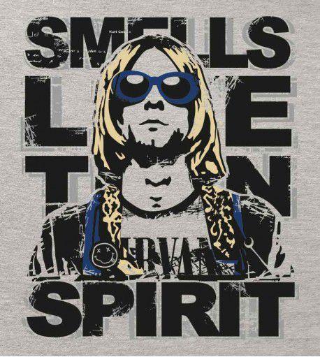 Camiseta - Nirvana - Smell Like Teen Spirit - Feminino