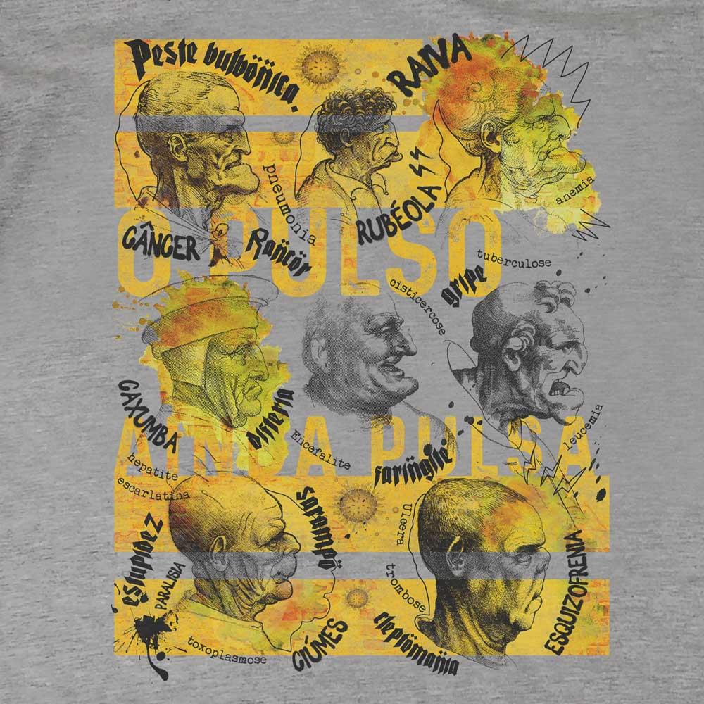 Camiseta O Pulso - Feminino
