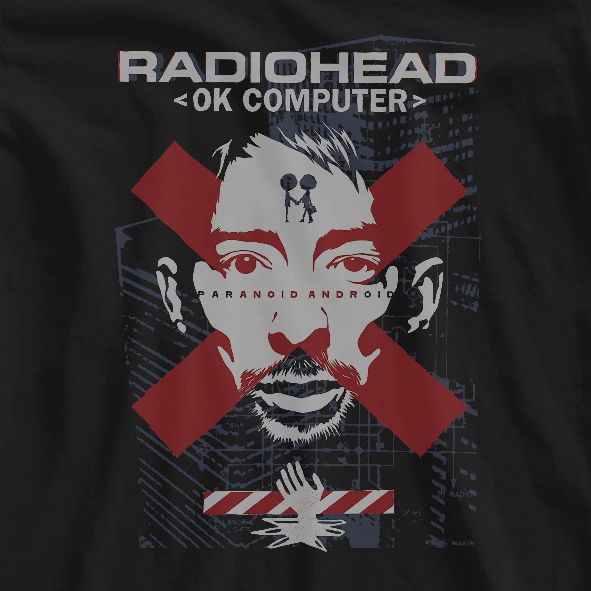 Camiseta Ok Computer - Radiohead- Feminino