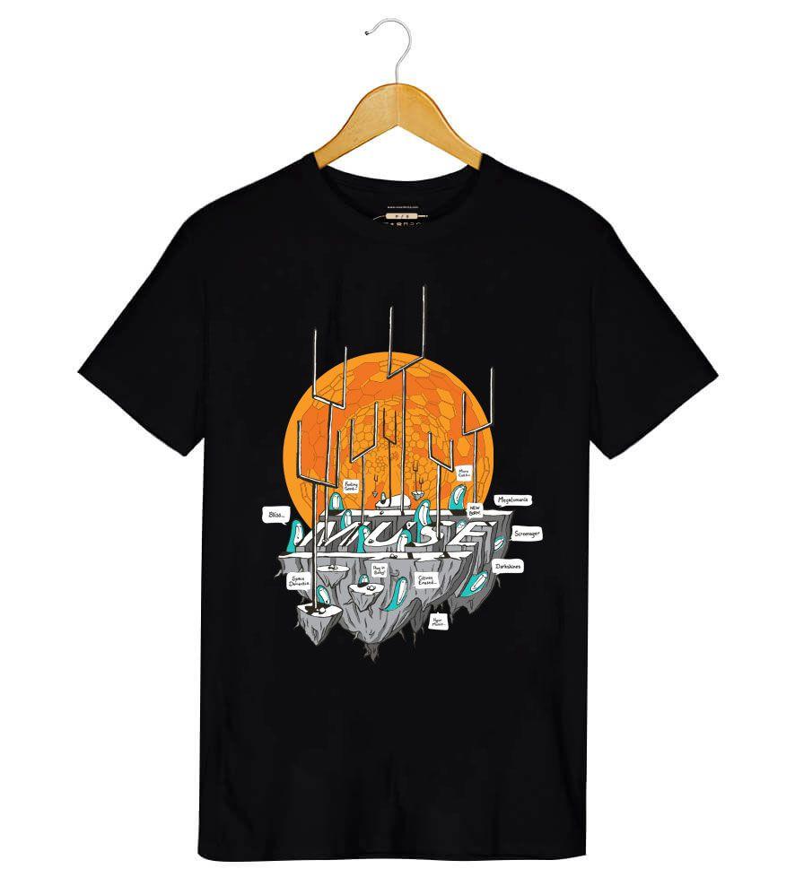Camiseta - Origin Of Symmetry - Muse - Masculino