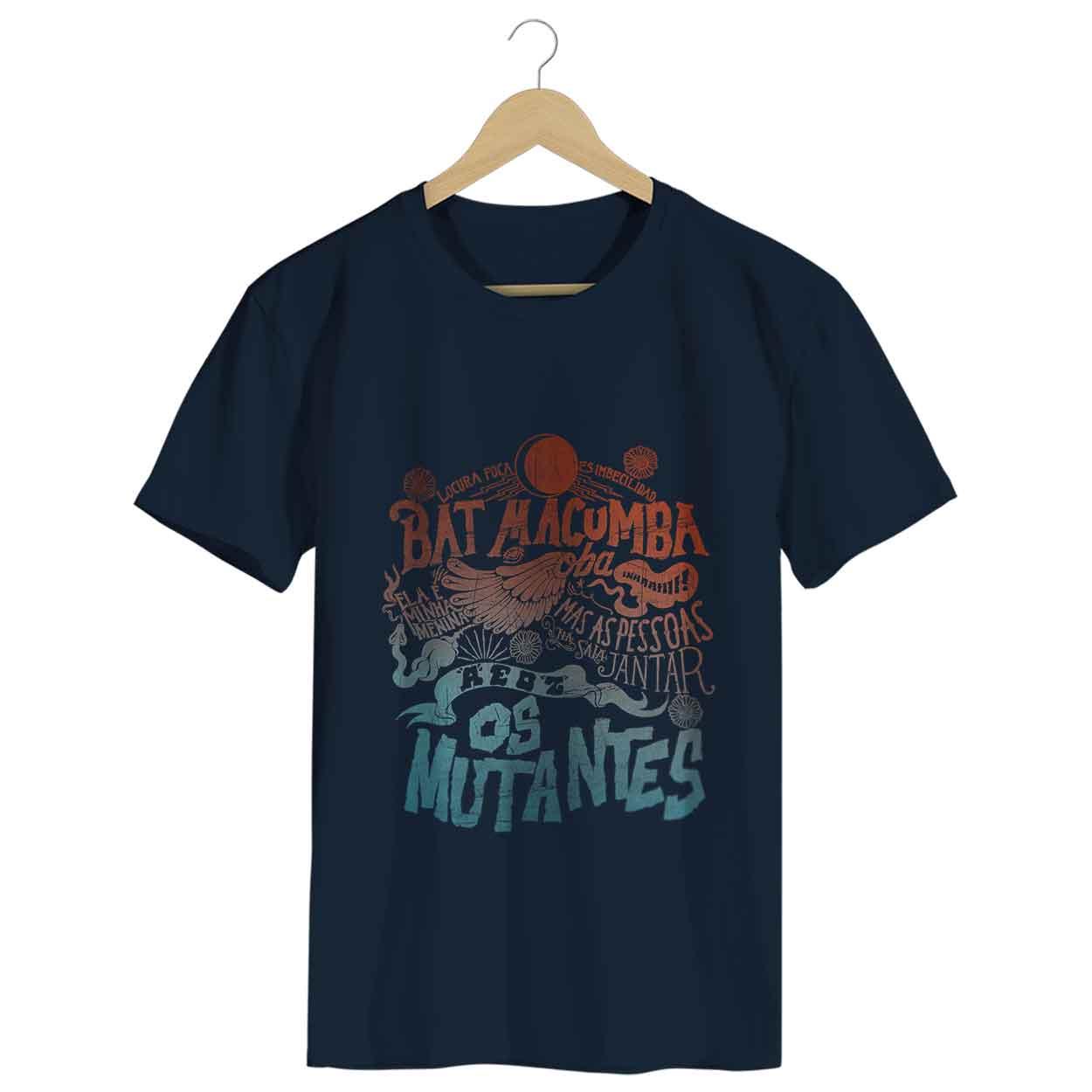 Camiseta - Os Mutantes - Masculino