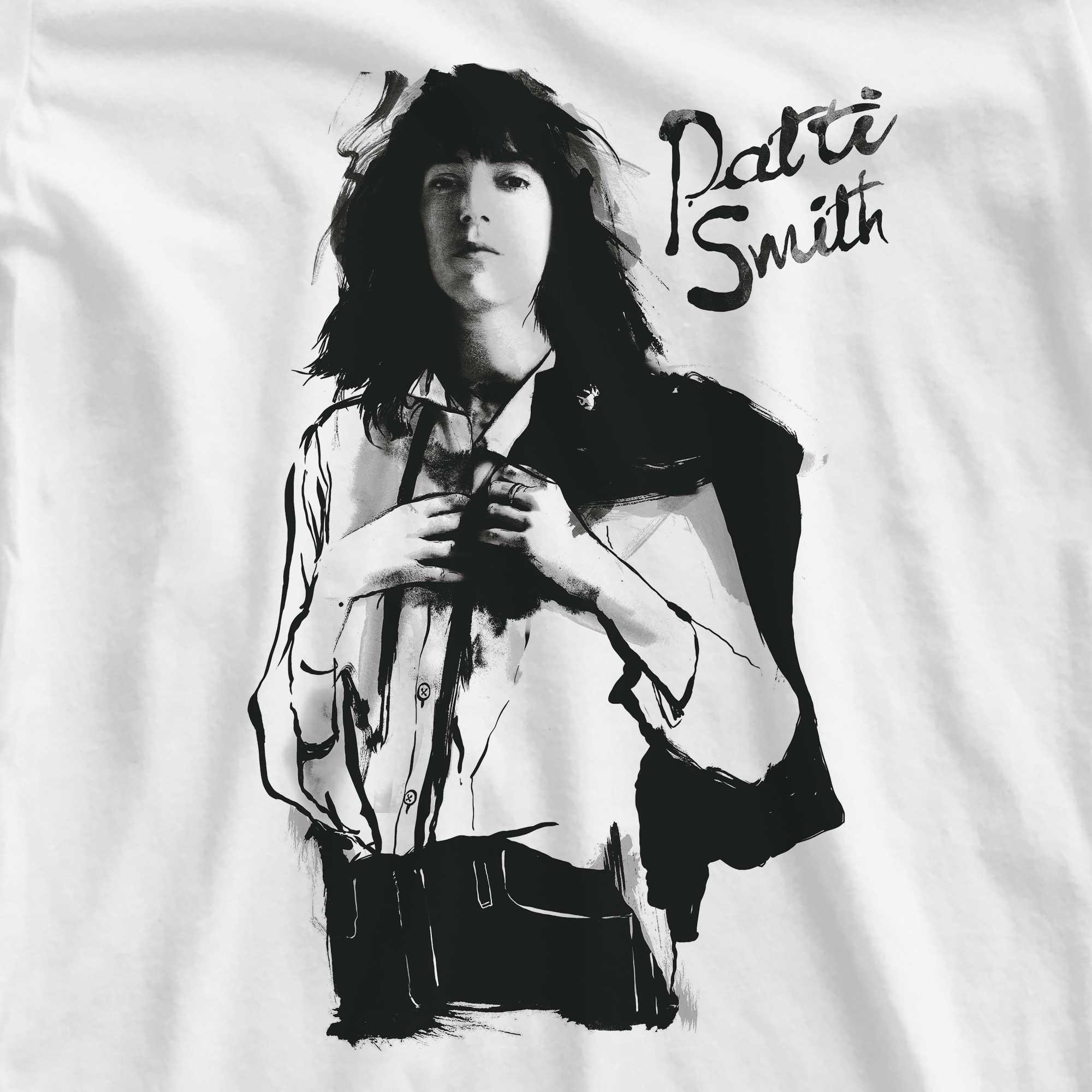 Camiseta Patti Smith - Horses - Feminino