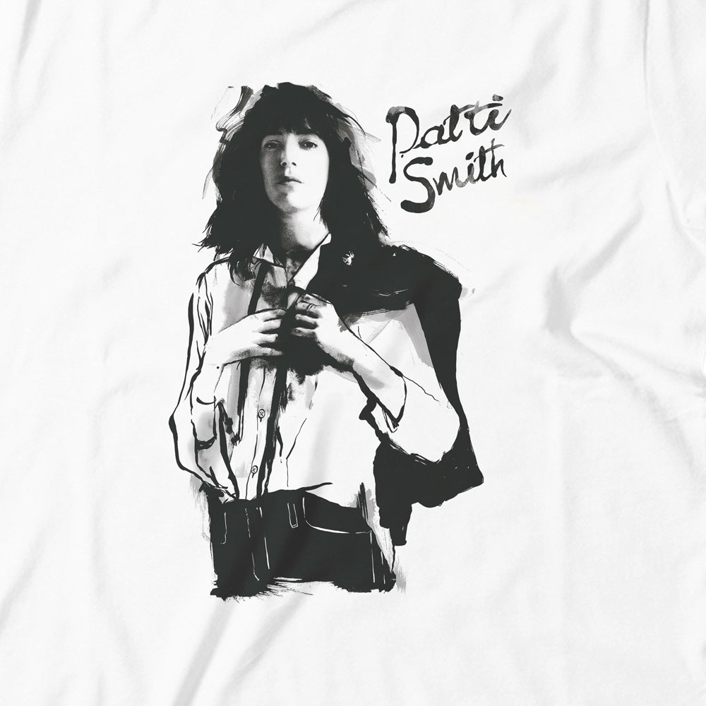 Camiseta Patti Smith - Horses - Infantil