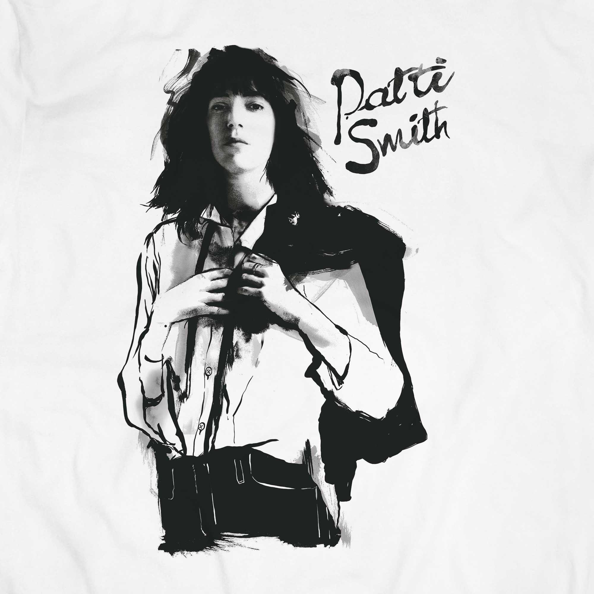 Camiseta Patti Smith - Horses - Masculino