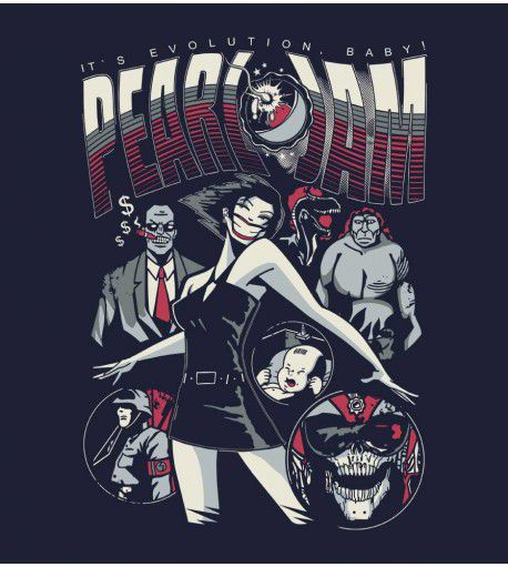 Camiseta - Pearl Jam - Masculino