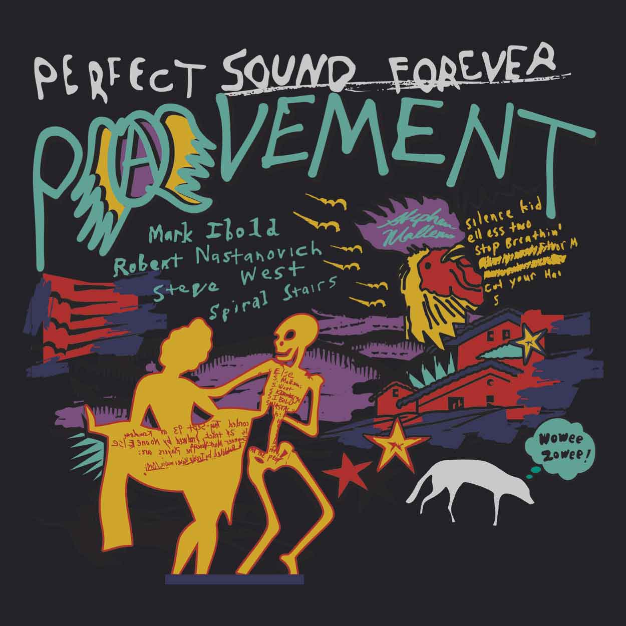 Camiseta - Perfect Sound Forever - Pavement - Feminino