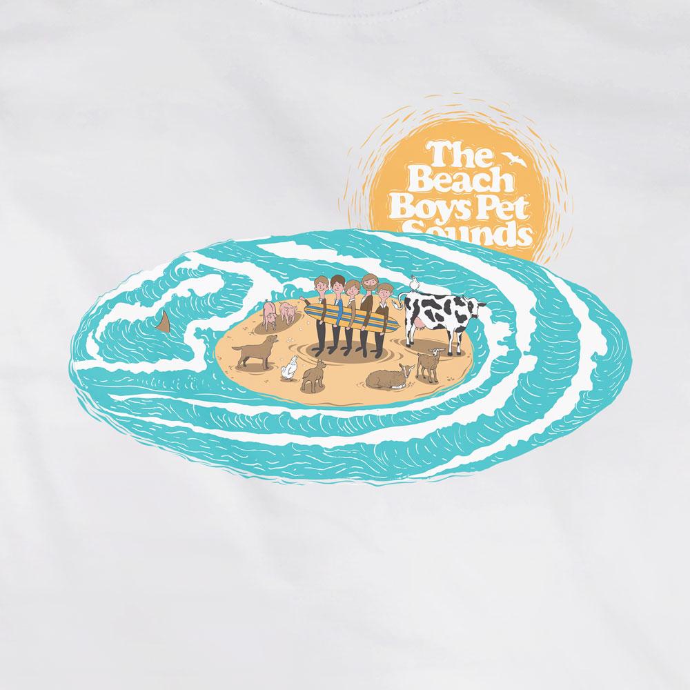 Camiseta Pet Sounds - The Beach Boys - Feminino