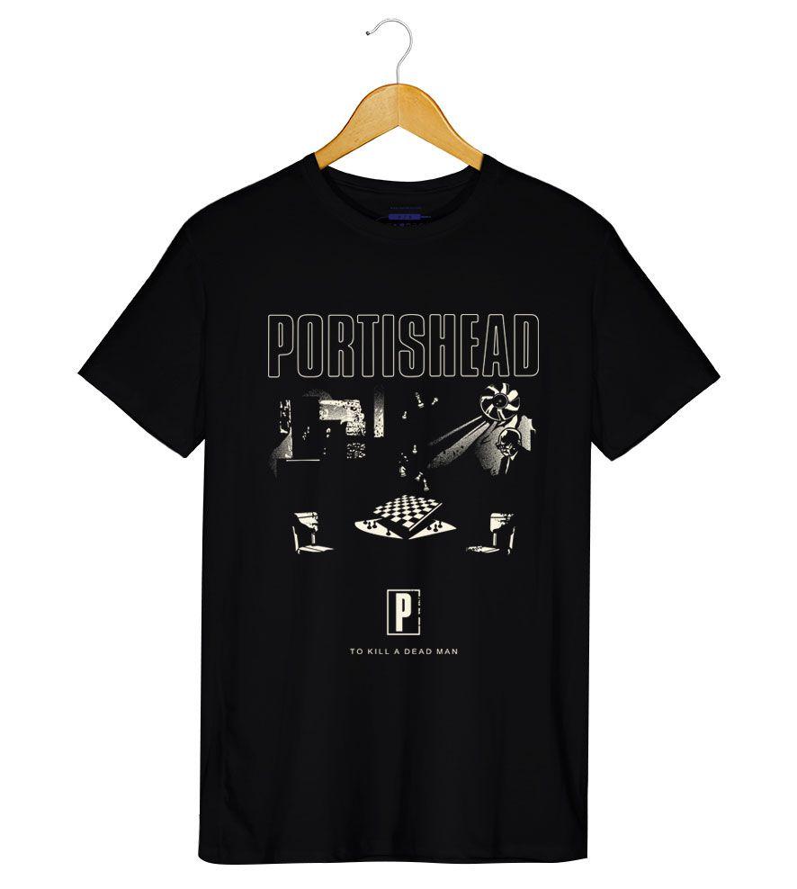 Camiseta Portishead - Dummy - Masculino
