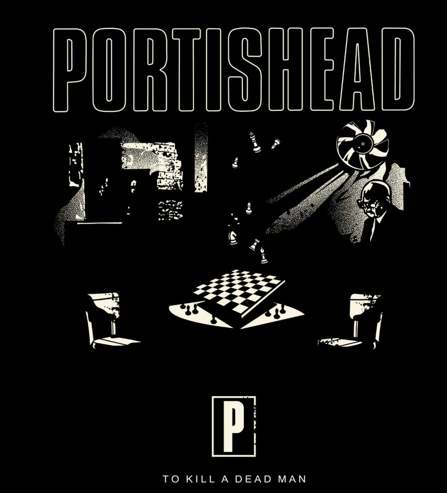 Camiseta - Portishead - Dummy - Masculino