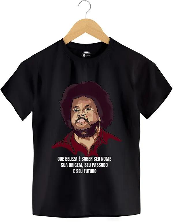 Camiseta - Que Beleza! - Tim Maia - Infanfil