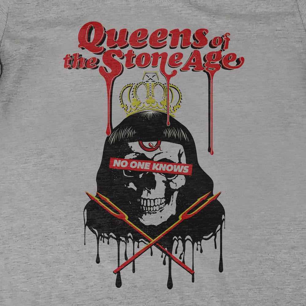 Camiseta Queens of The Stone Age - Feminino