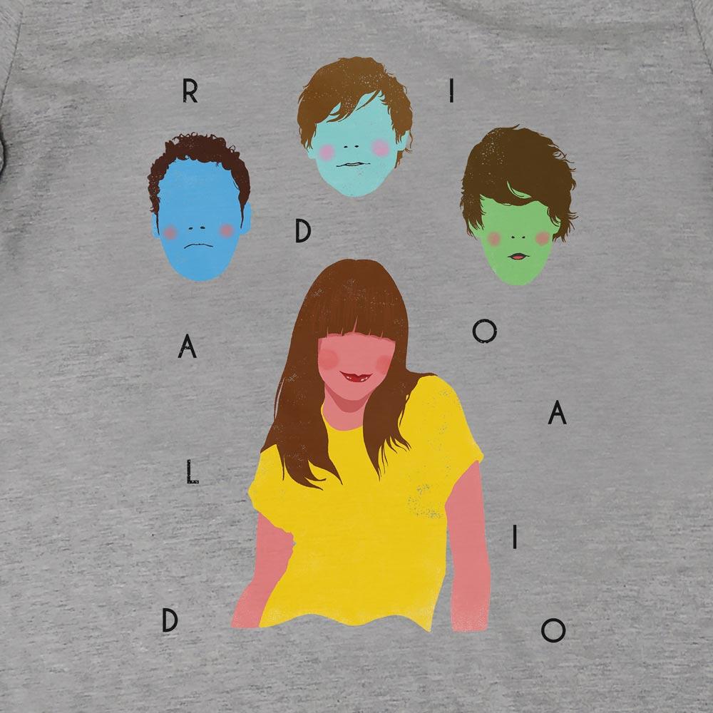 Camiseta Radio Ladio - Feminino