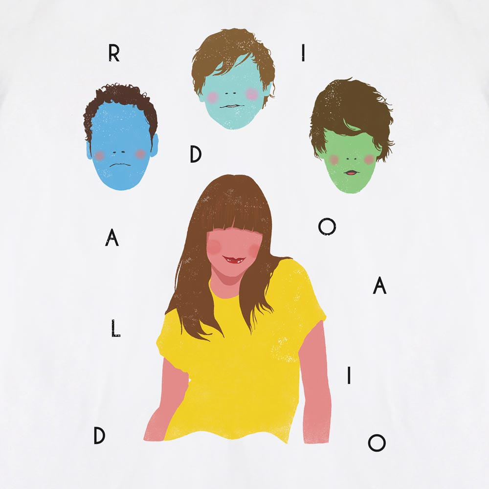 Camiseta Radio Ladio - Masculino