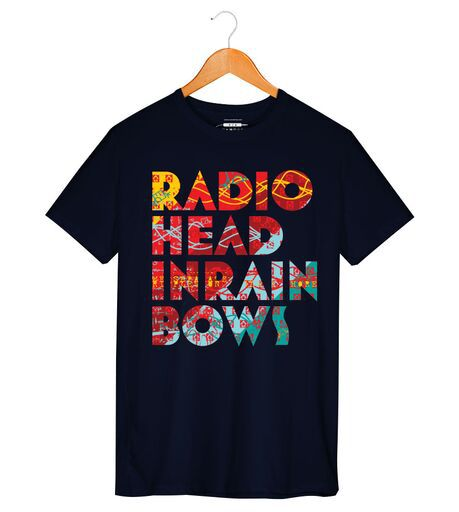 Camiseta - In Rainbows - Radiohead - Masculino