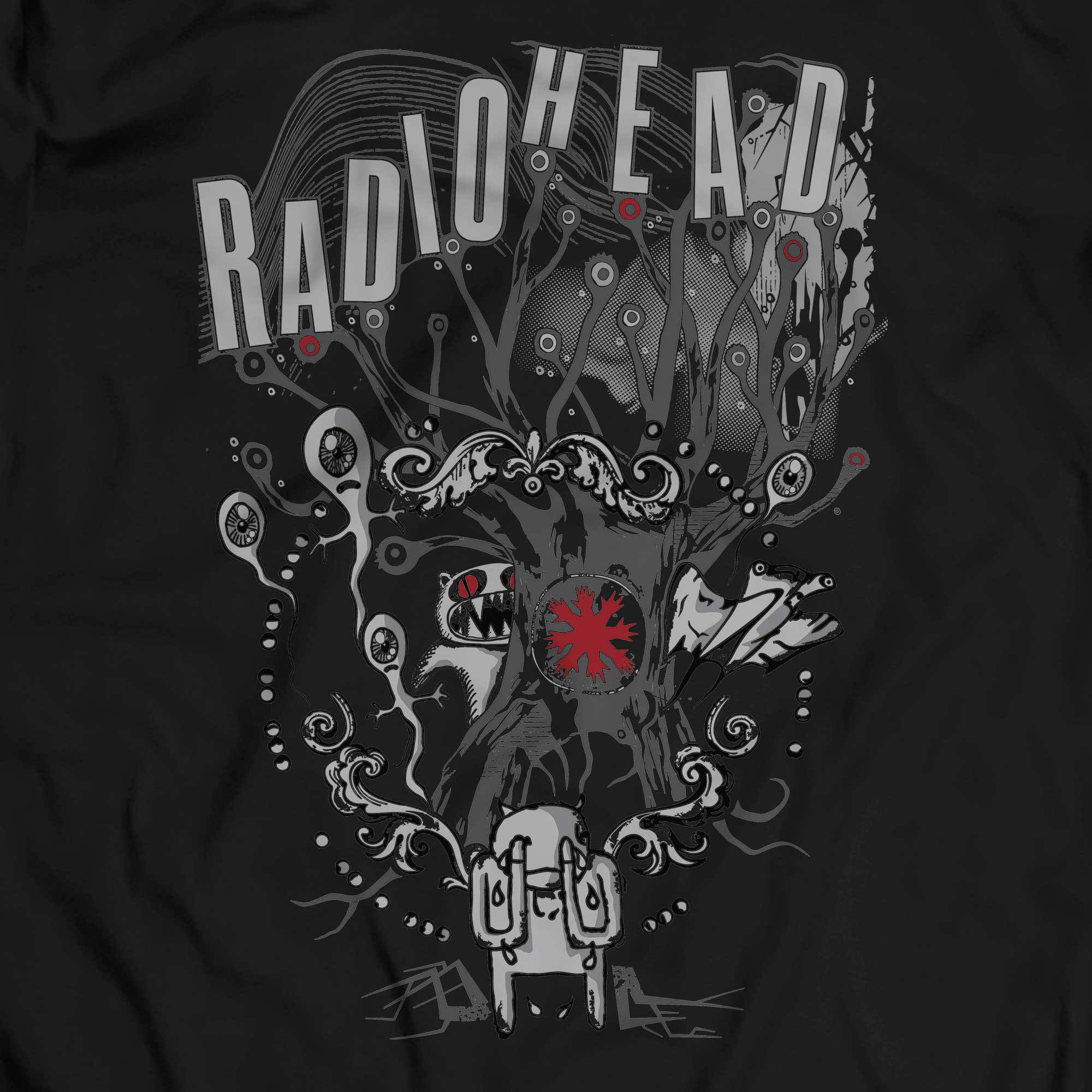 Camiseta Radiohead - Masculino