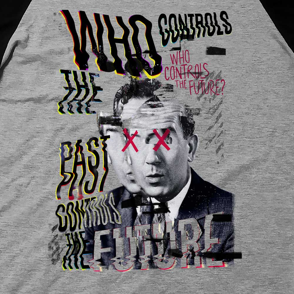 Camiseta Raglan Testify