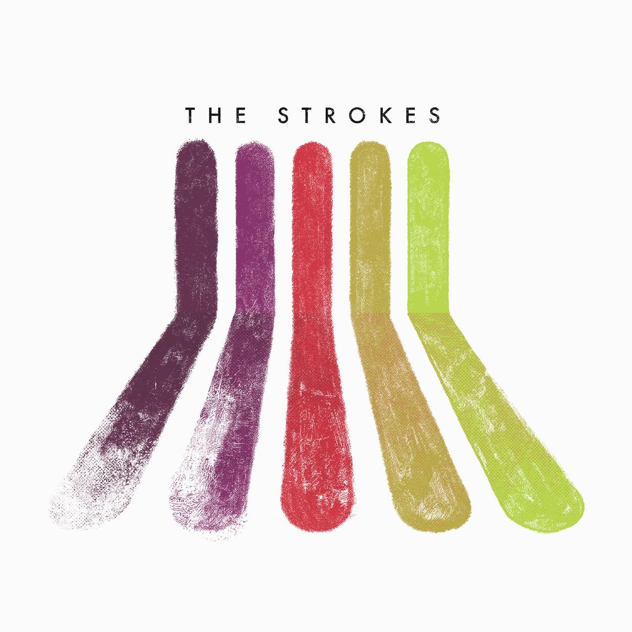 Camiseta Rainbow - The Strokes - Infantil