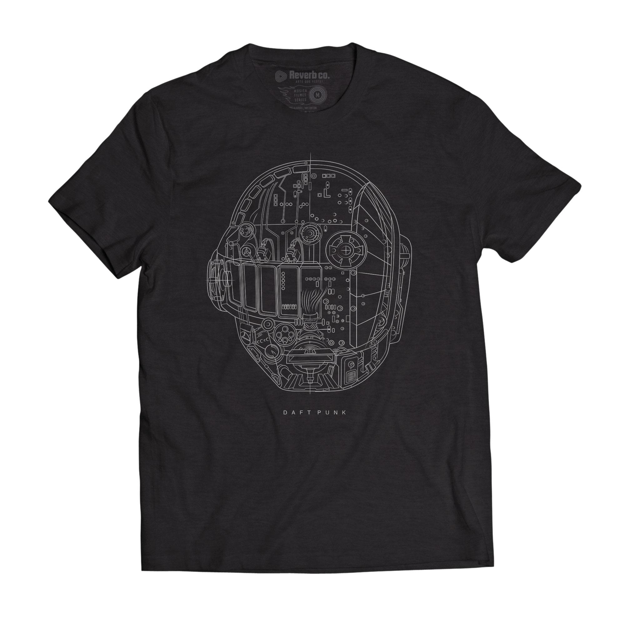 Camiseta Ram - Daft Punk - Masculino