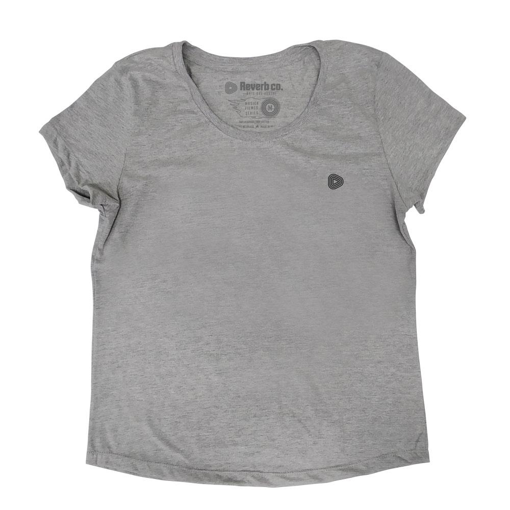 Camiseta Reverb Básica - Feminino