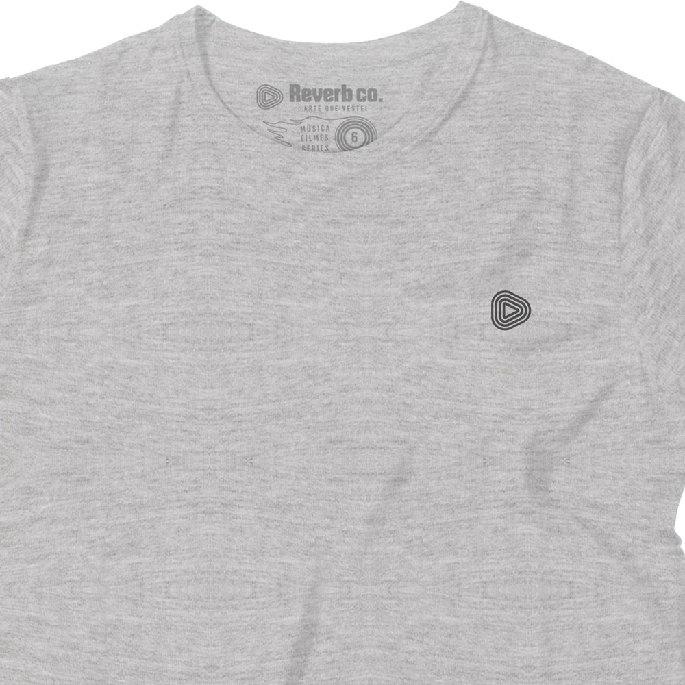 Camiseta Reverb Básica - Infantil