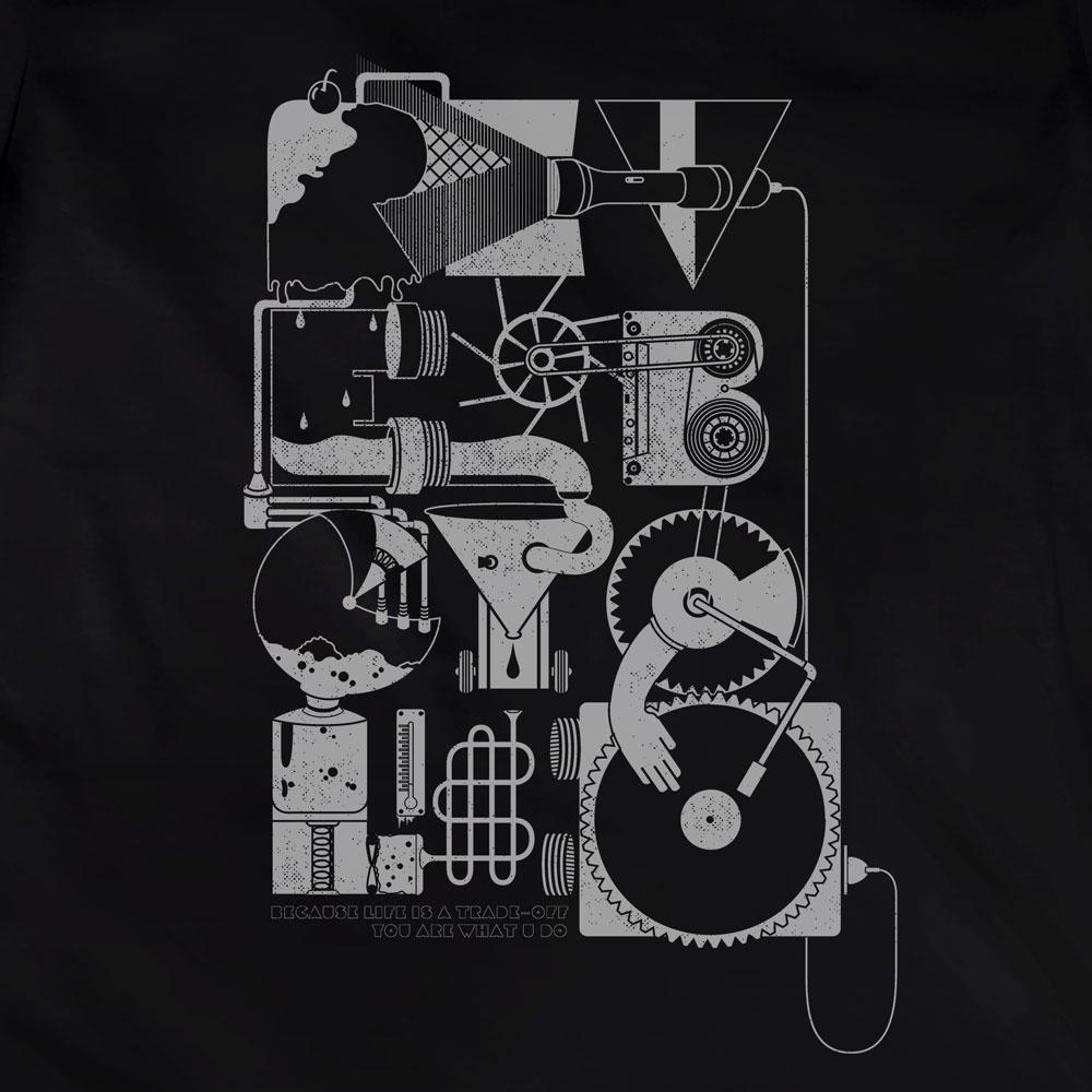 Camiseta Reverb Cycle - Feminino